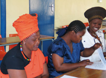 Verhalen uit het Nqutu district